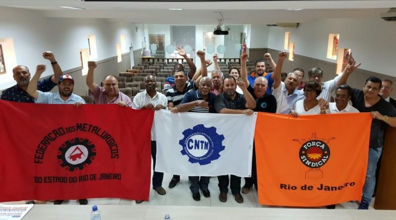 Reunião CNTM 1