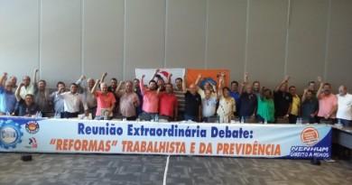 Reunião CNTM 6