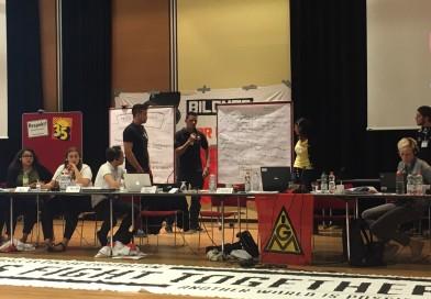 Siderúrgico participa de encontro de jovens sindicalistas na Alemanha